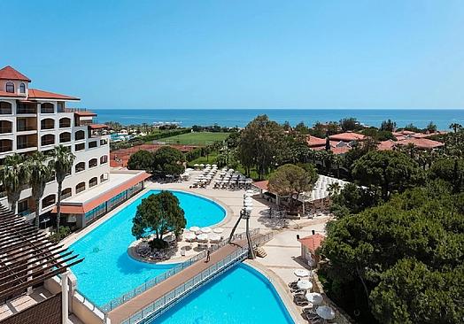 Sirene Belek Hotel | Golf i Belek