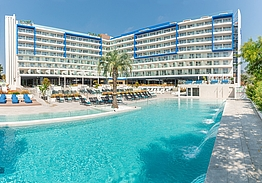 L'Azure Hotel - Lloret de Mar | Golf på Costa Brava