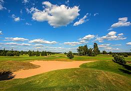 Kalinowe Pola Golf | Golf i Polen