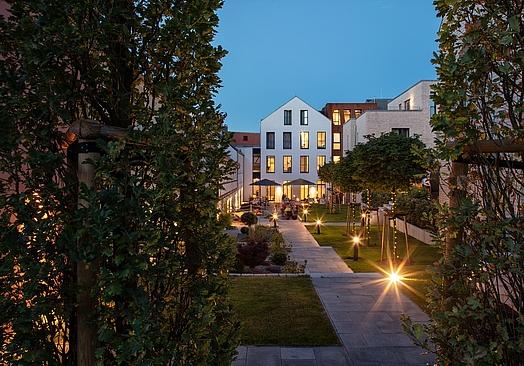 Hotel Hafen Flensburg | Golf i Flensburg