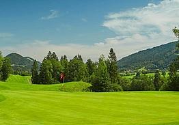 Golfpark Bregenzerwald   Golf i Vorarlberg