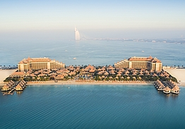 Anantara The Palm Dubai   Golf i Dubai
