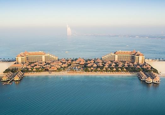 Anantara The Palm Dubai | Golf i Dubai