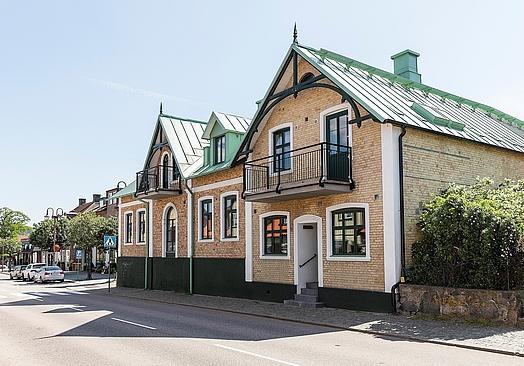 Residence Perseus | Golf i Båstad