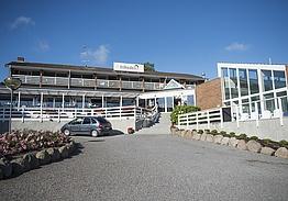 Hotel Friheden | Golf på Bornholm