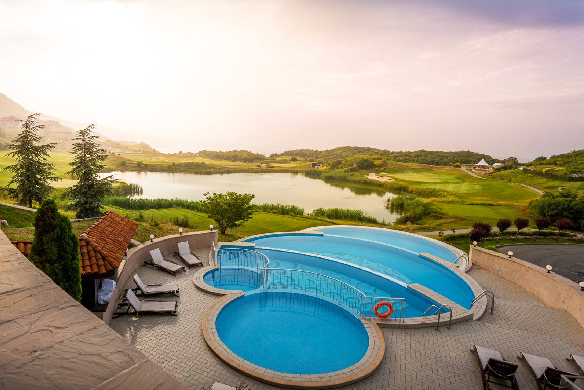 Thracian Cliffs Golf & Beach Resort