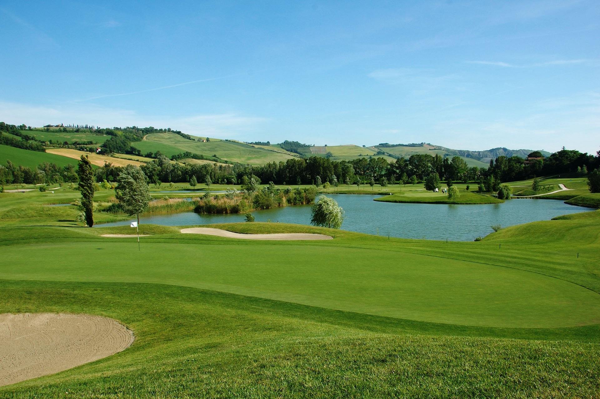 Golf Club Le Fonti   Golf i Emilia Romagna