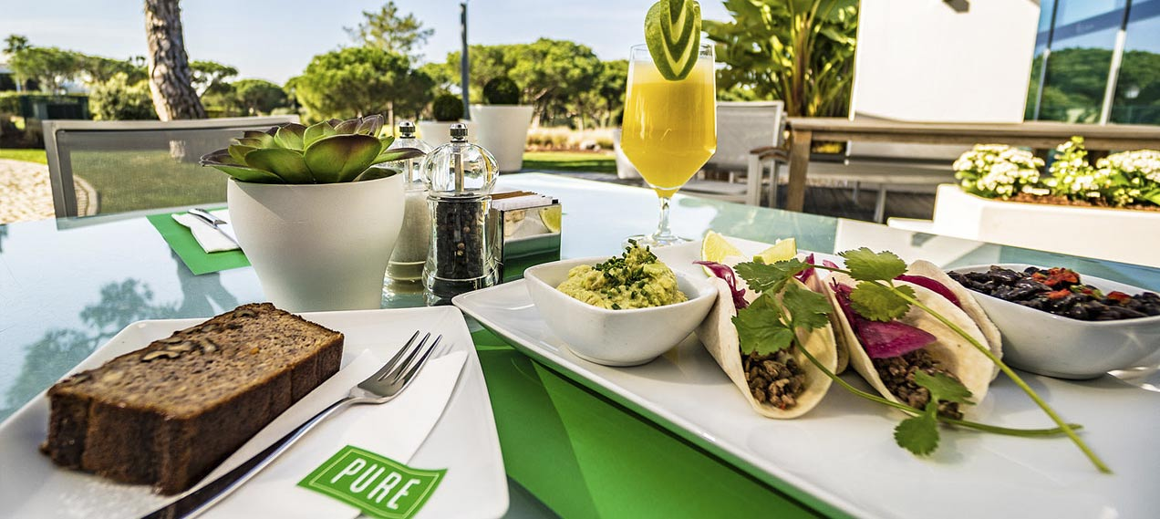 Quinta do Lago Resort | Pure Boutique Café Juice Bar