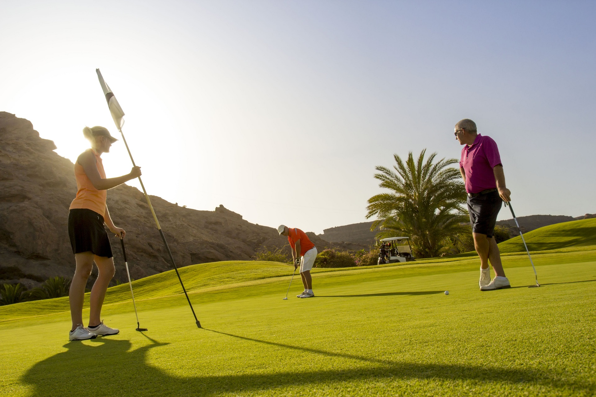 Anfi Tauro Golf Resort
